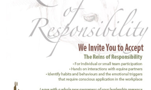 The Reins of Responsibility